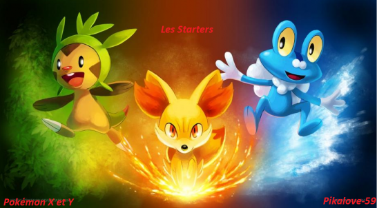 ♥Les Starters♥
