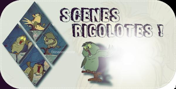 Scènes rigolotes