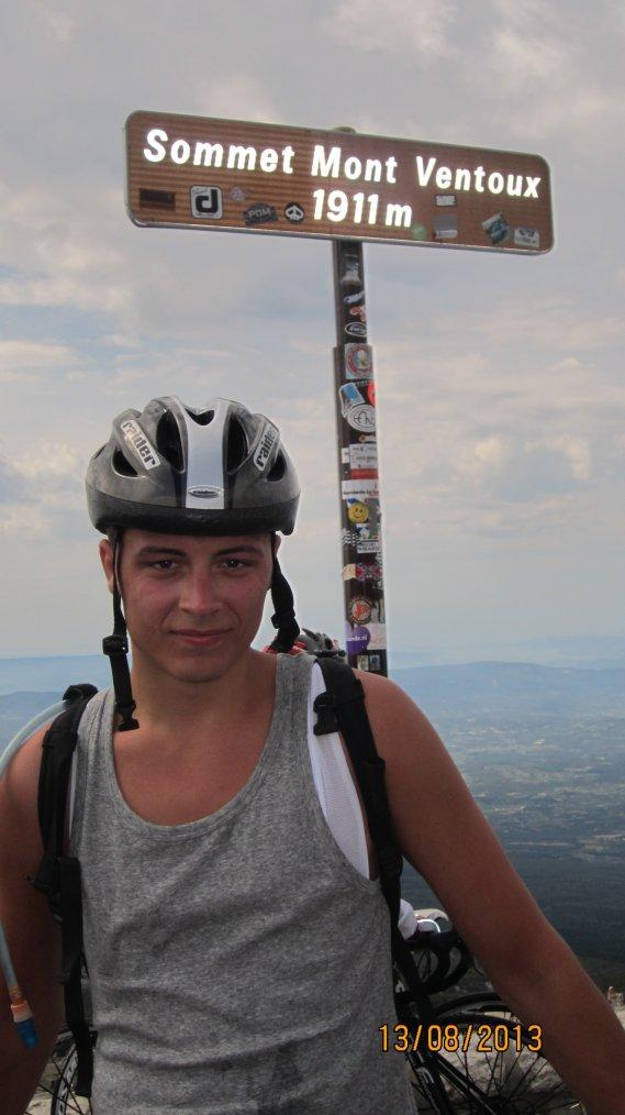 Mont Ventoux suite