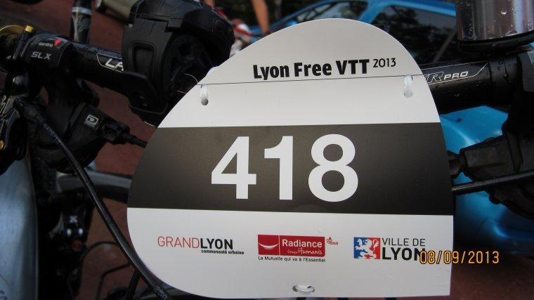 LYON FREE VTT 2013