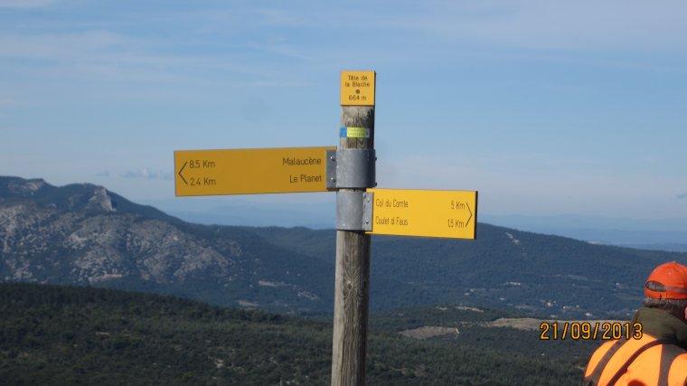 Mont Ventoux 21.09.2013