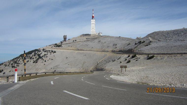 Mont Ventoux 21.09.2013 suite 2