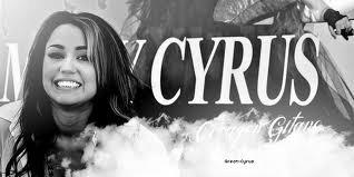 Miley Cyrus :) <3