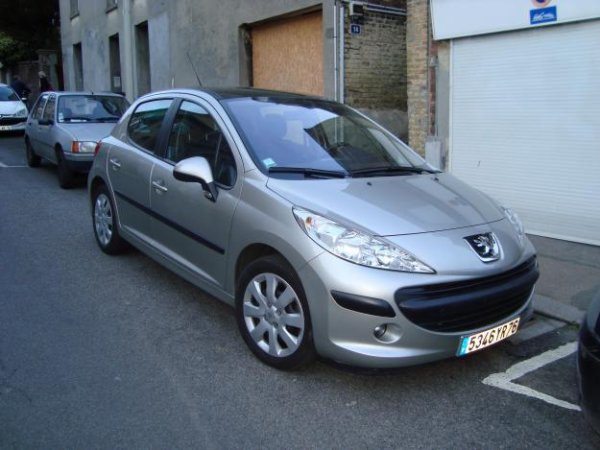 ma nvelle voiture