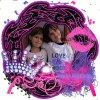 moi et ma soeur jessie que j aime plus que tout au monde