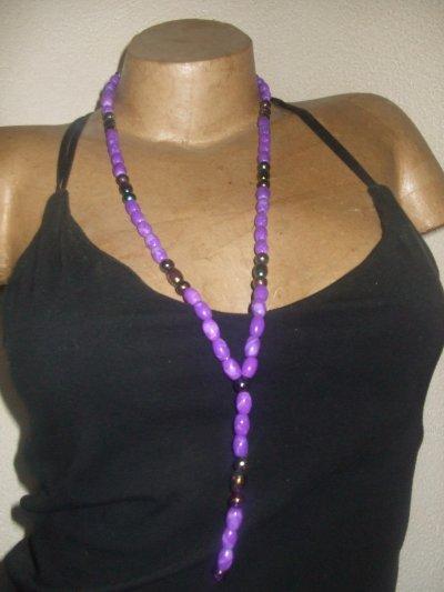 sautoire violet n ° 27