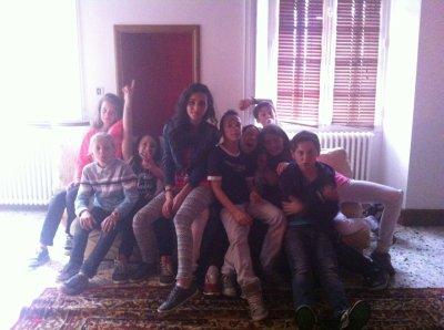 Nous Sommes Juste Une Petite Famille ♥ <33
