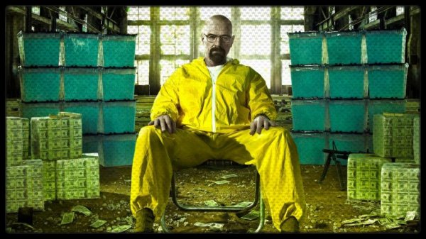 """Say my name."" -Heisenberg-"