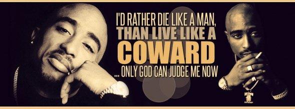 """Tupac, the """"thug"""" life"""