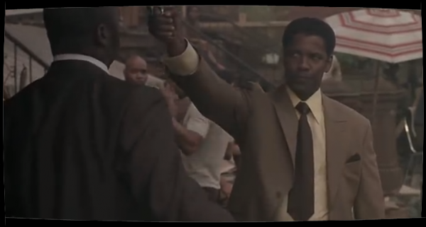A la, A la, Denzel! Washington Denzel !