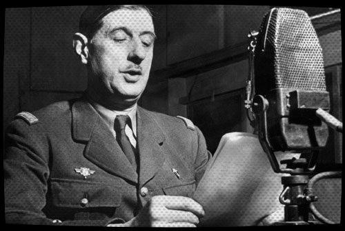 De Gaulle, plus qu'un président, un sauveur!
