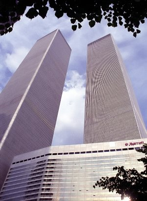 Le Marriott World Trade Center (Wtc 3)