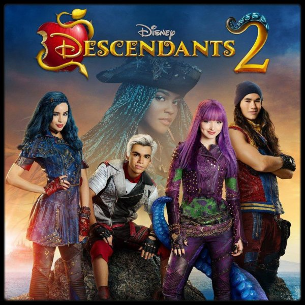 2017 : Descendants 2