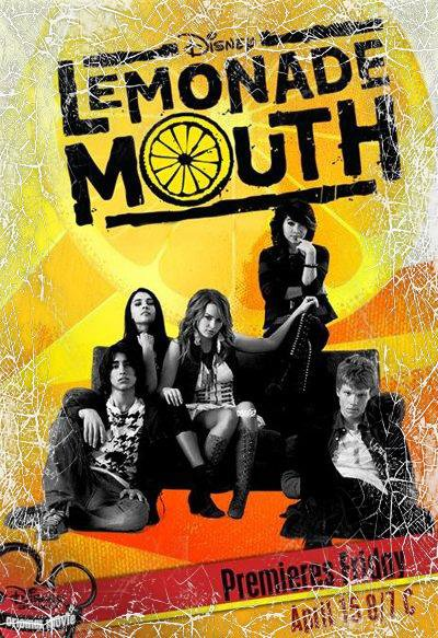 2011 : Lemonade Mouth