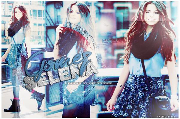 En collaboration avec SelenaaGomz♥