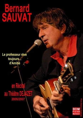 Bernard Sauvat