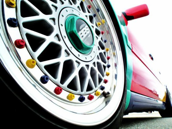 United color of BBS