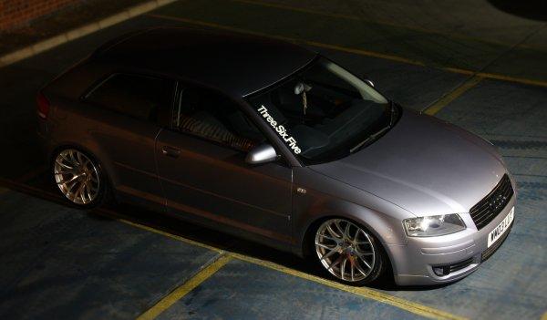 Audi ( Three six five )