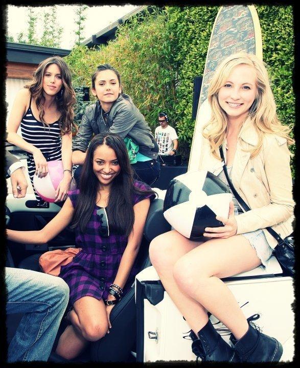 Girls of TVD