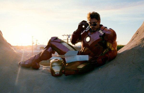 Iron Man II ♥♥♥