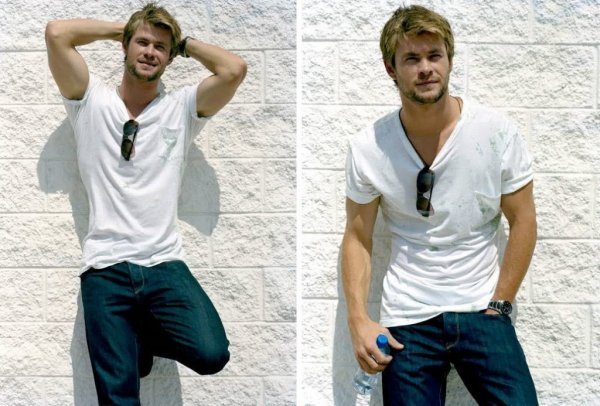 Chris Hemsworth ♥