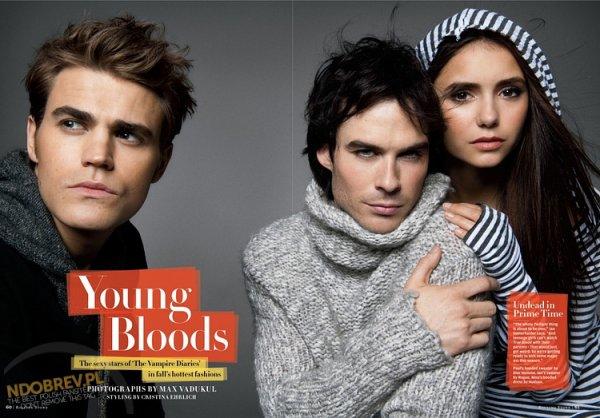 Paul Ian & Nina ♥