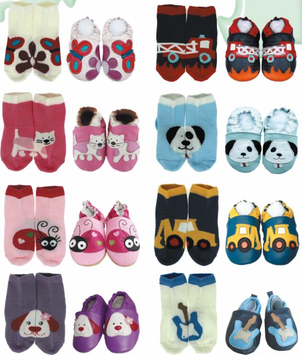 Nos chaussettes Puzzle !