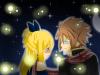 Lucy x Loki (amourettes parmi les lucioles xD)