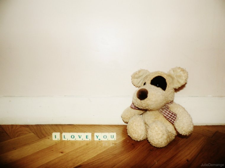 I love you. ♥