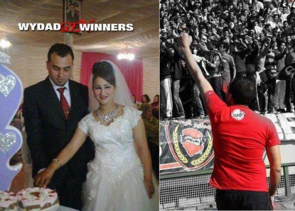 مبروك و ألف مبروك لأخي طارق كابو واينرز بمناسبة زفافه السعيد وإن شاء الله بالرفاء و البنين و باش ماتمنيتي خويا طارق ٠