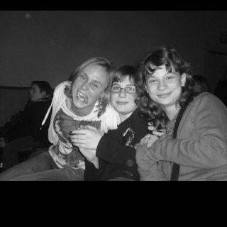 Maureen, Alicia et moi