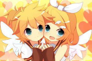Vocaloid / Electric Angel - Rin & Len (2009)