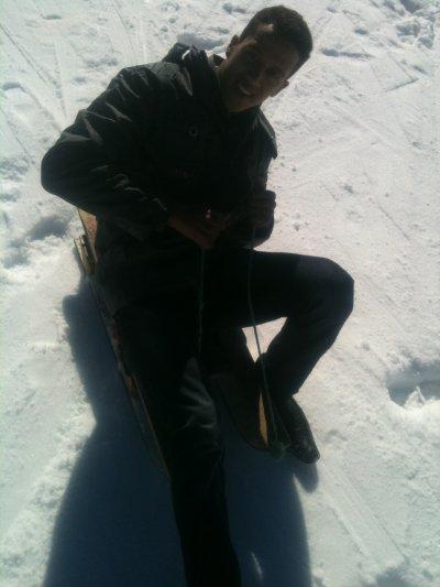 عبدالرحيم يناديكم الى بياض الثلج