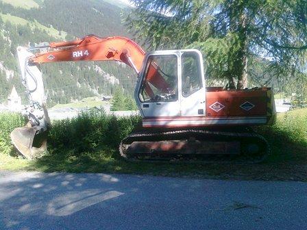 vu au tour VTT au Valais