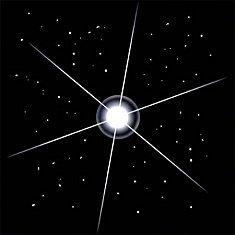 cette petite étoile veille sur moi a chaque instant de ma vie qui passe