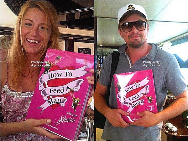 Blake en couverture pour le magazine italien « Glamour » du mois de Septembre 2011. Tu en penses quoi?