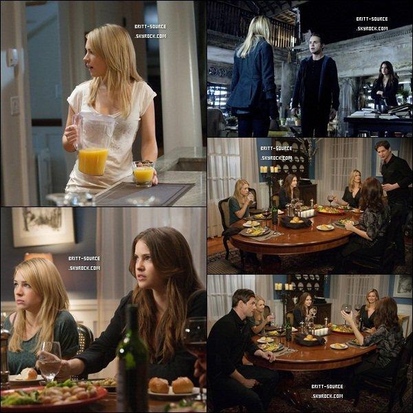 """_ Découvrez des stills de l'épisode 10 de la saison 1 nommait """"Darkness""""_"""
