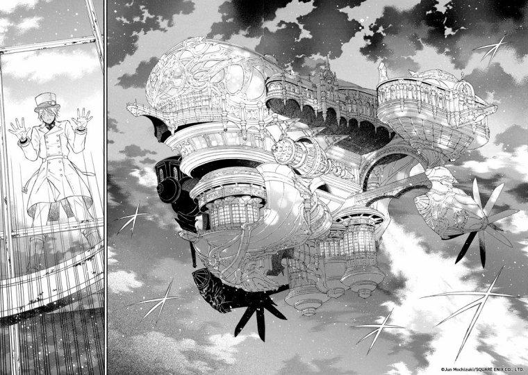 Retour de Jun Mochizuki avec Les Mémoires de Vanitas