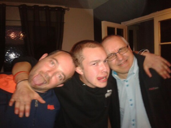 mon oncle moi et mon papa