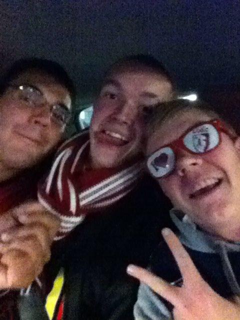 Dans la voiture ! retour du match Lille 1-0 Lorient