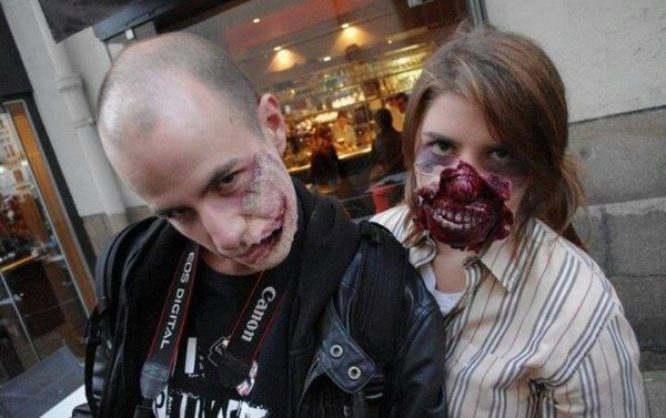 Zombie Walk Lille 2013