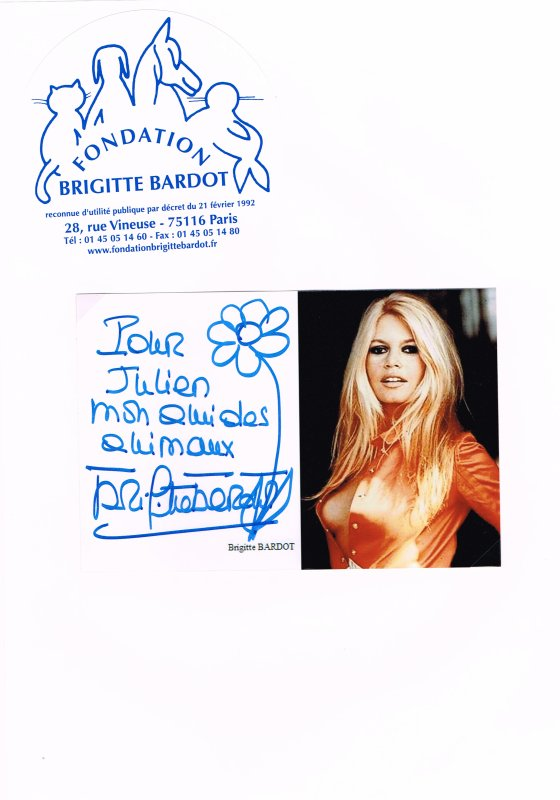 18. Brigitte BARDOT