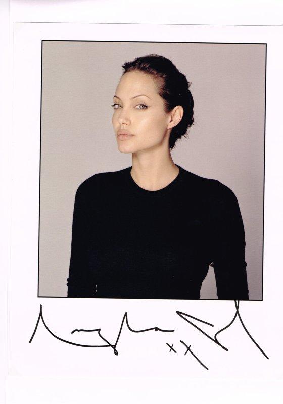 50. Angelina JOLIE