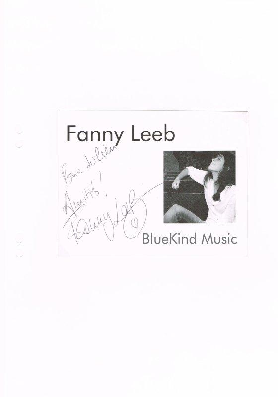 83. Fanny LEEB