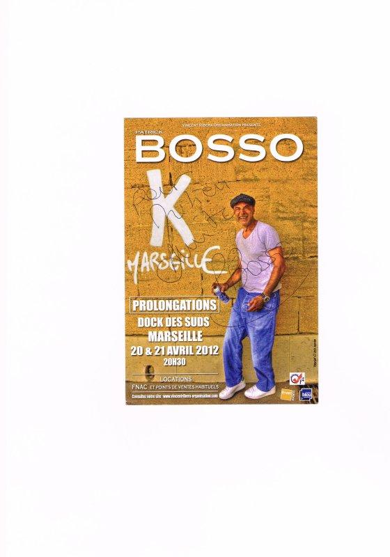 110. Patrick BOSSO
