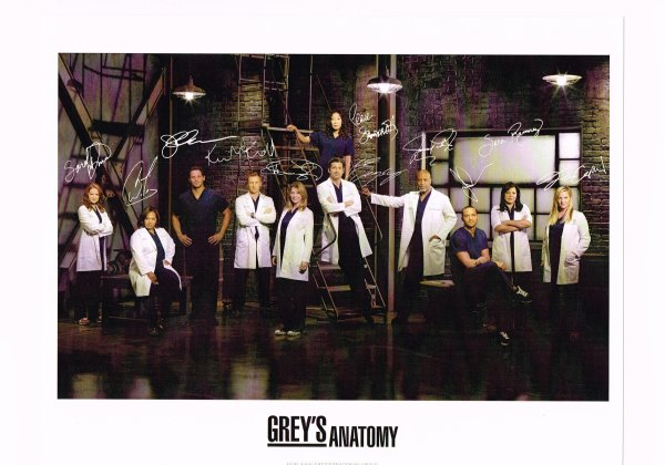134. GREY'S ANATOMY