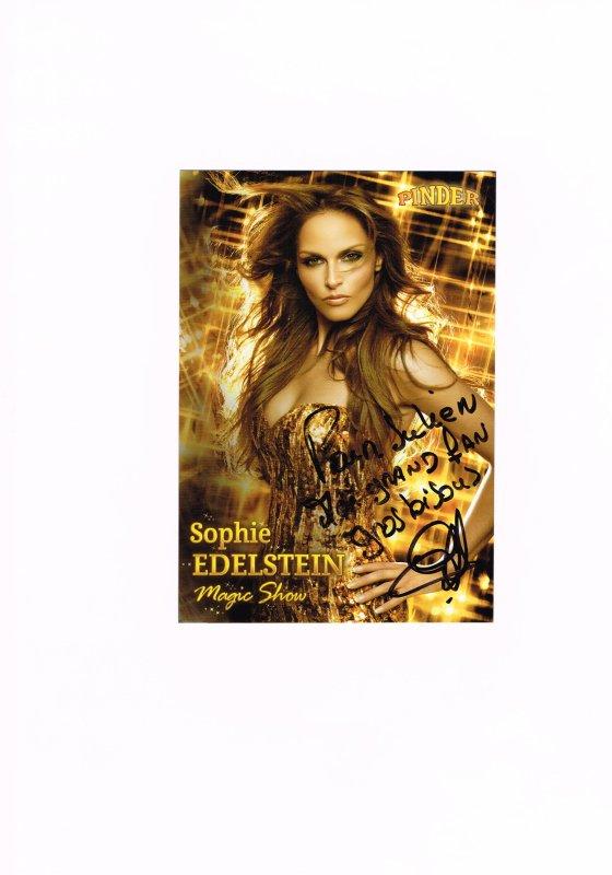 136. Sophie EDELSTEIN