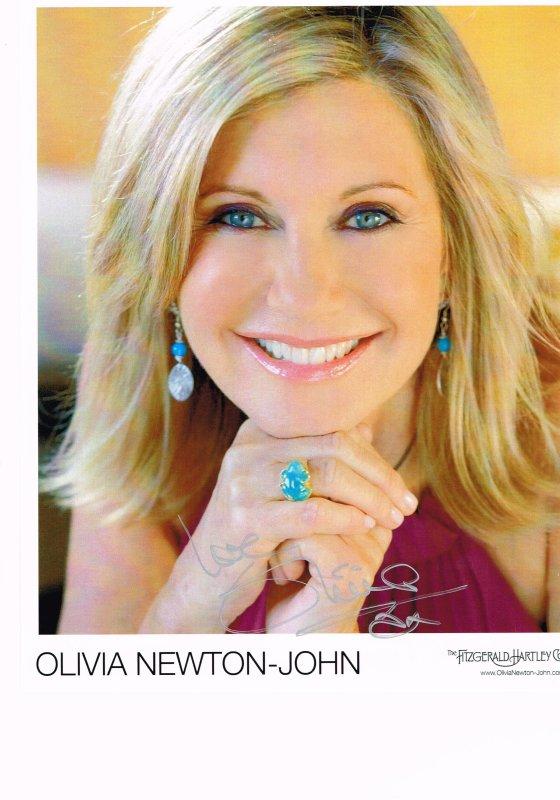 156. Olivia NEWTON-JOHN