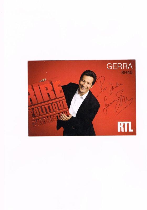 161. Laurent GERRA