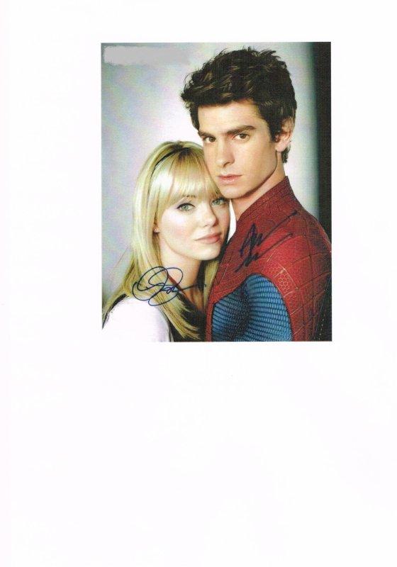 208. Andrew GARFIELD & Emma STONE